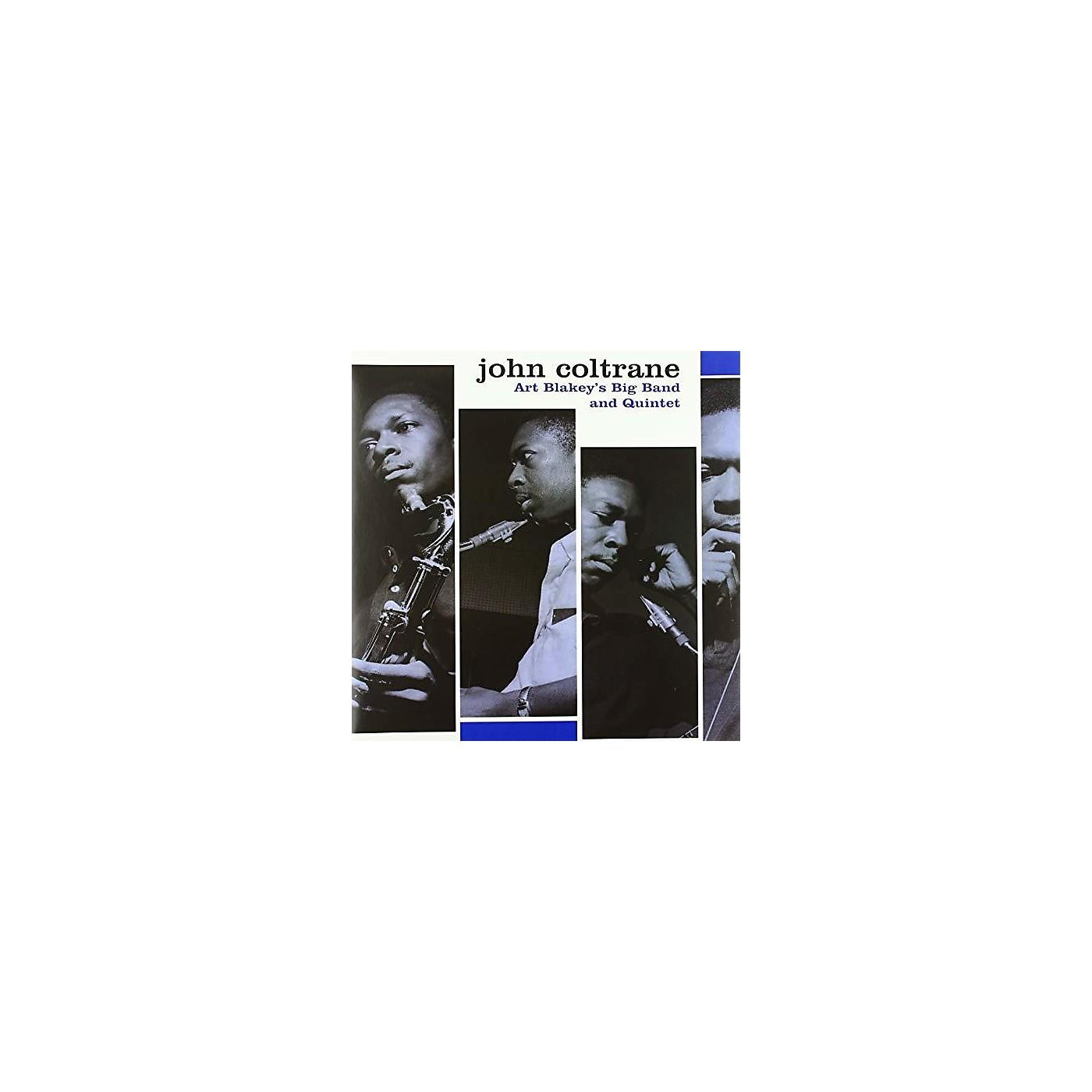 Alliance John Coltrane - Art Blakey's Big Band & Quintet thumbnail
