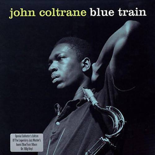 Alliance John Coltrane - Blue Train (Blue Vinyl) thumbnail