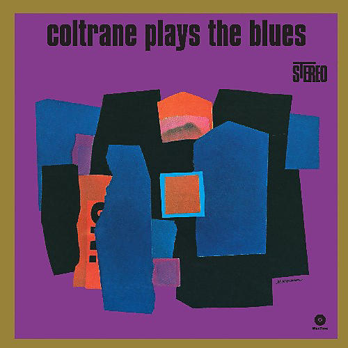 Alliance John Coltrane - Coltrane Plays the Blues thumbnail