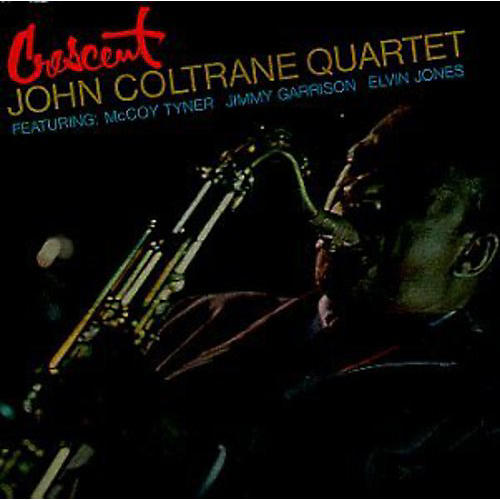 Alliance John Coltrane - Crescent (reissue) thumbnail