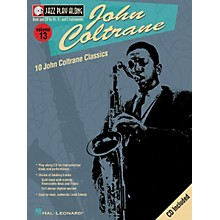 Hal Leonard John Coltrane - Jazz Play Along Volume 13 Book with CD