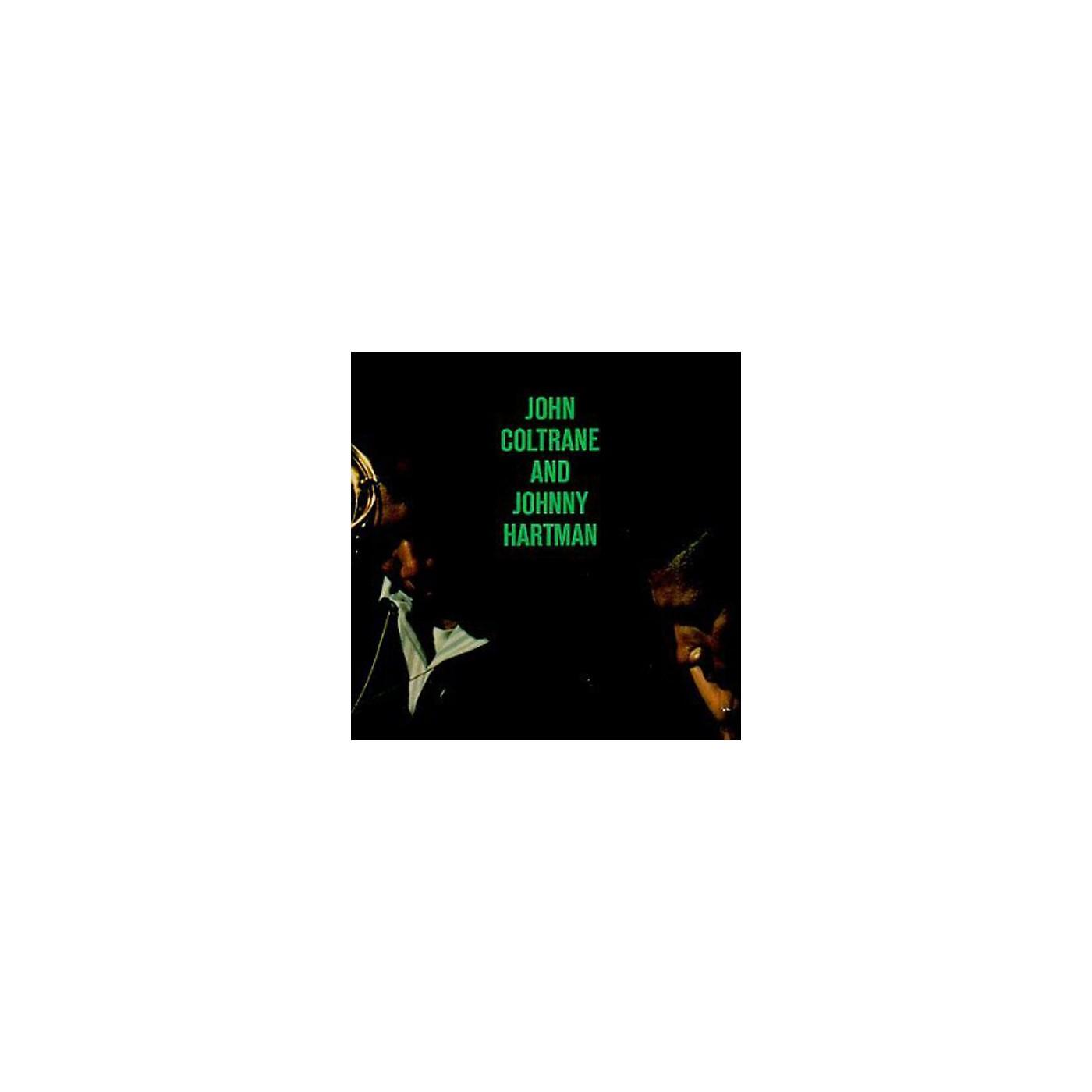 Alliance John Coltrane - John Coltrane & Johnny Hartman (remastered) thumbnail