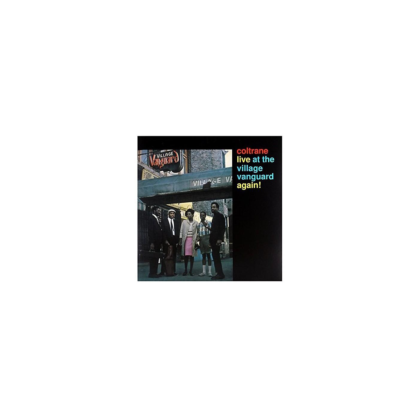 Alliance John Coltrane - Live At The Village Vanguard Again thumbnail