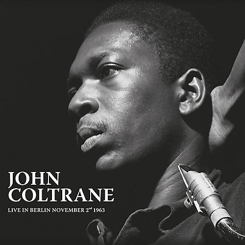 Alliance John Coltrane - Live In Berlin November 2nd 1963 thumbnail