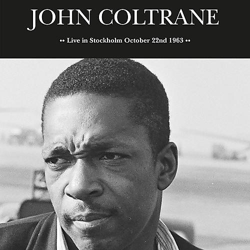 Alliance John Coltrane - Live In Stockholm October 22nd 1963 thumbnail