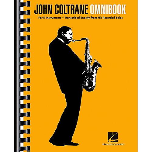 Hal Leonard John Coltrane - Omnibook For E Flat Instruments thumbnail