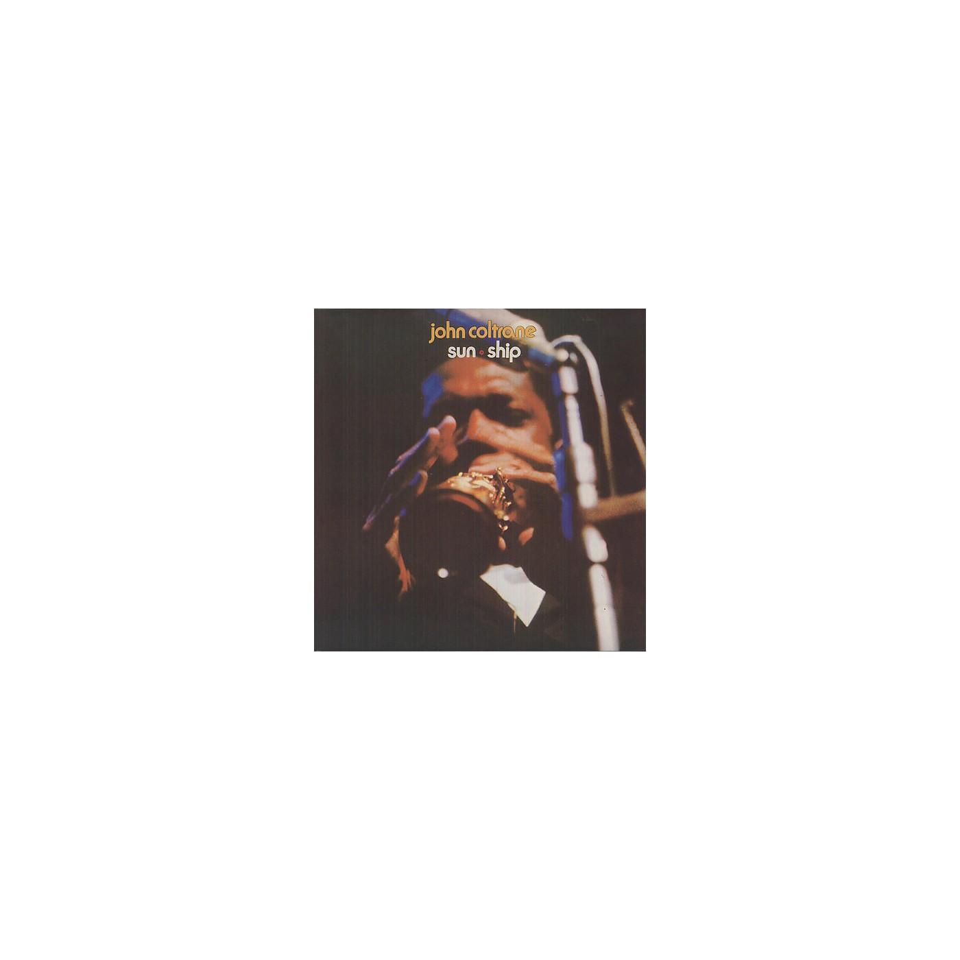 Alliance John Coltrane - Sun Ship (reissue) thumbnail