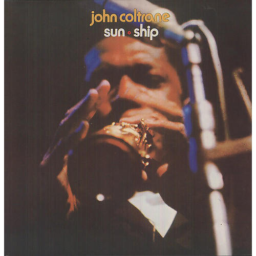 Alliance John Coltrane - Sun Ship (reissue) thumbnail