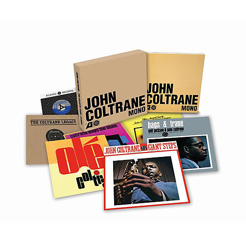 Alliance John Coltrane - The Atlantic Years In Mono thumbnail