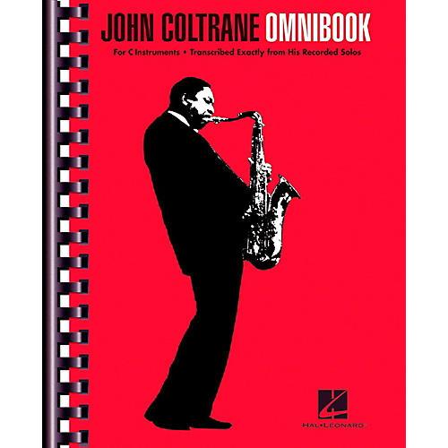 Hal Leonard John Coltrane Omnibook For C Instruments thumbnail