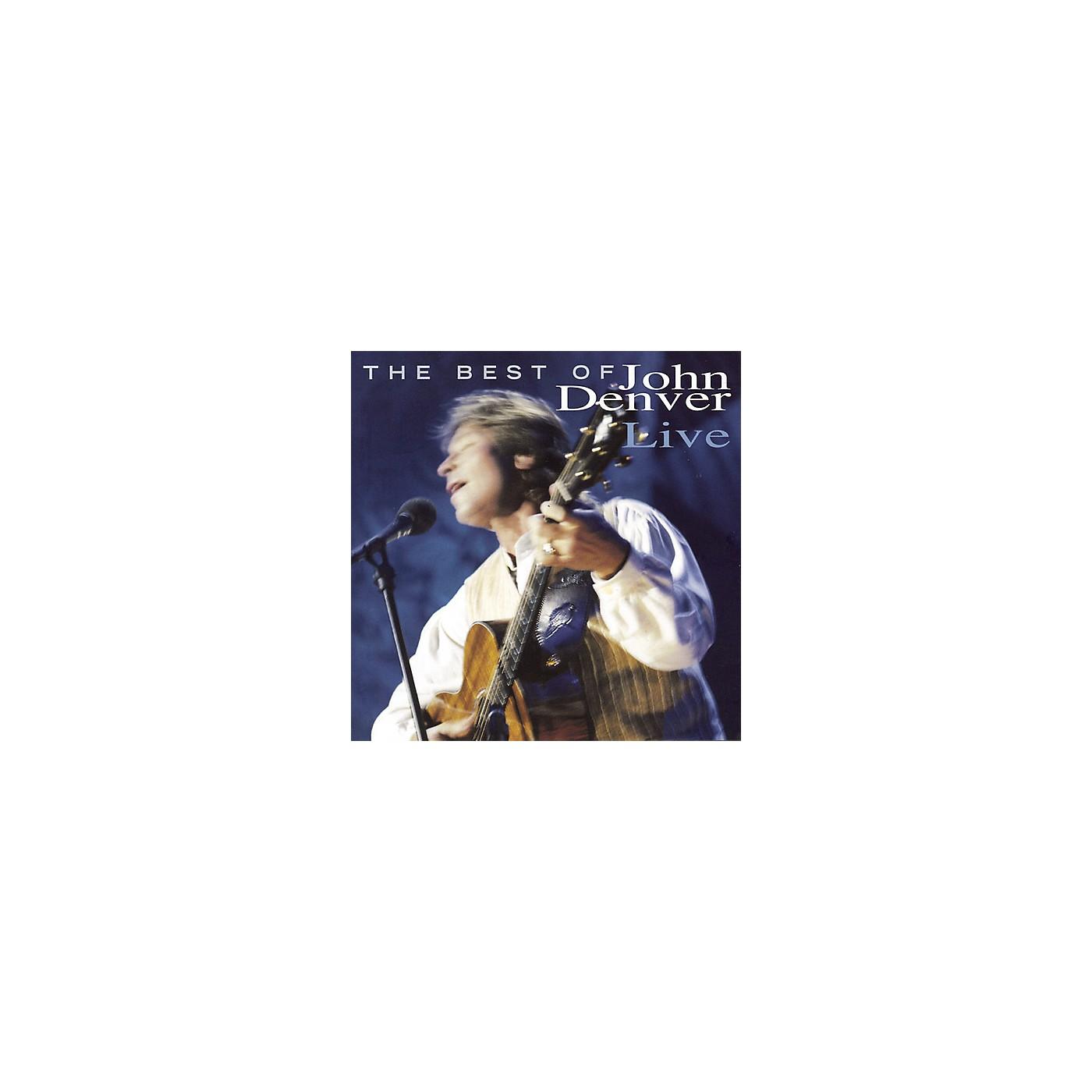 Alliance John Denver - Best of Live (CD) thumbnail