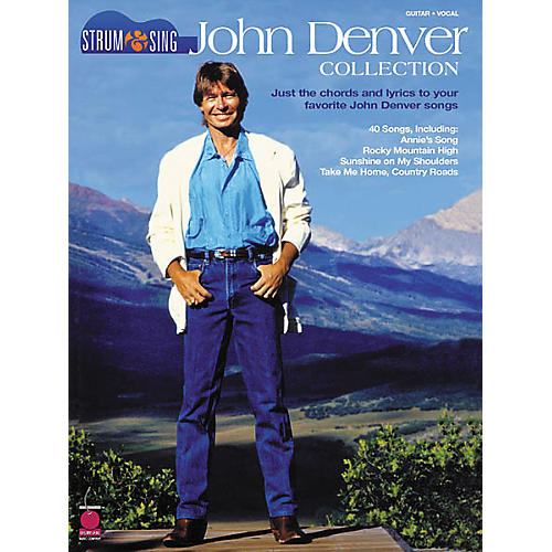 Cherry Lane John Denver Collection Easy Guitar Songbook-thumbnail
