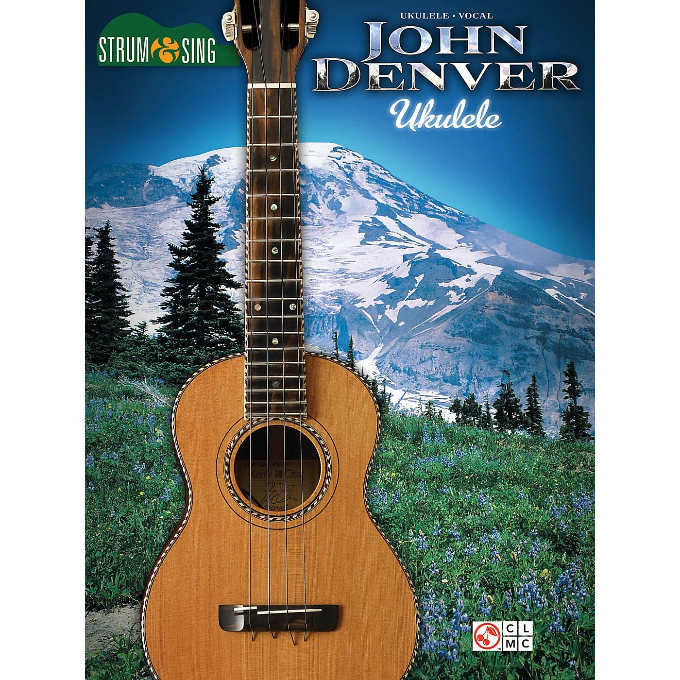 Hal Leonard John Denver Strum & Sing Ukulele Songbook thumbnail