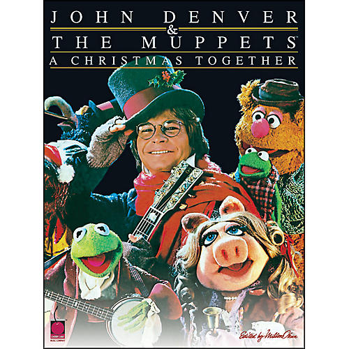 cherry lane john denver the muppets a christmas together arranged for piano vocal