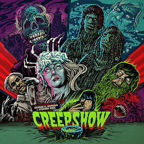 Alliance John Harrison - Creepshow (original Soundtrack) thumbnail