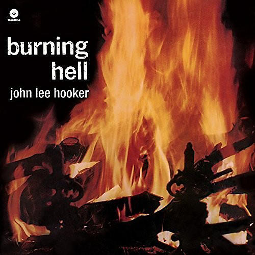 Alliance John Lee Hooker - Burning Hell + 4 Bonus Tracks thumbnail