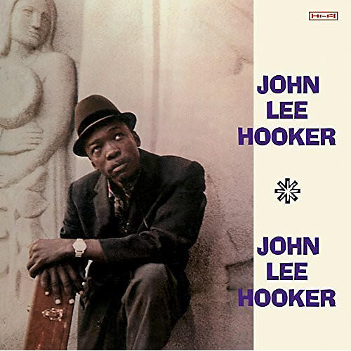 Alliance John Lee Hooker - John Lee Hooker: Galaxy LP thumbnail