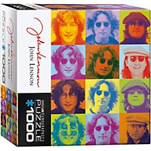 Eurographics John Lennon - Color Portraits