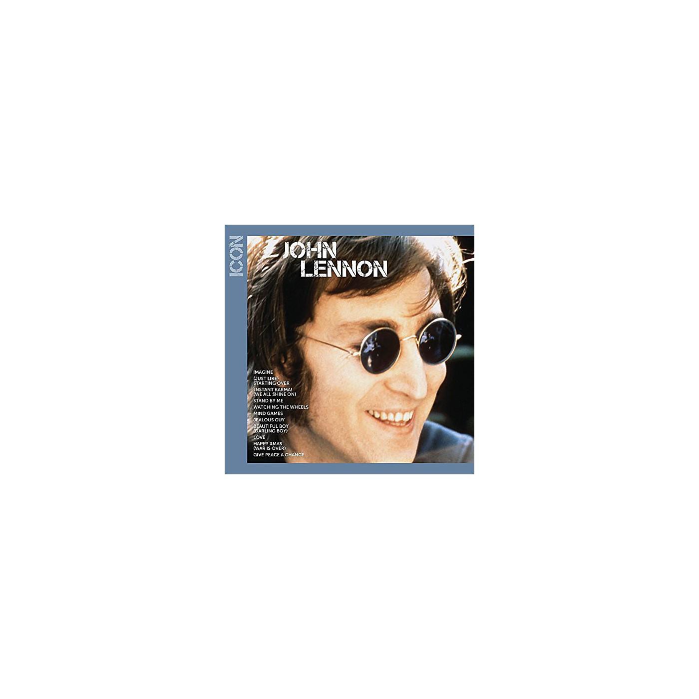 Alliance John Lennon - Icon (CD) thumbnail