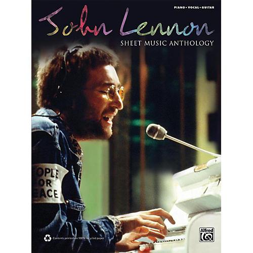 Alfred John Lennon - Sheet Music Anthology P/V/C Book thumbnail