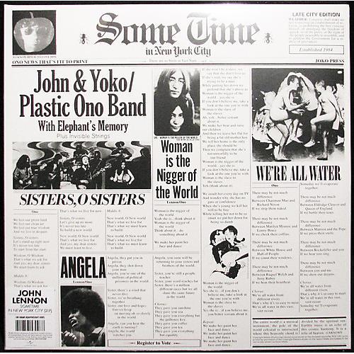 Alliance John Lennon - Some Time in New York City thumbnail