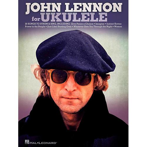 Hal Leonard John Lennon For Ukulele thumbnail