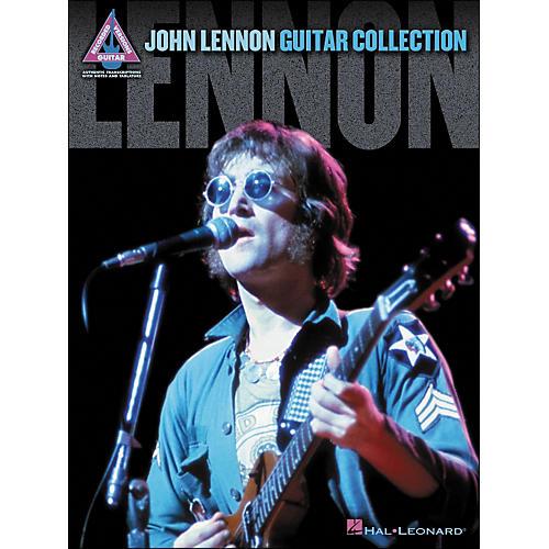 Hal Leonard John Lennon Guitar Collection Tab Book thumbnail