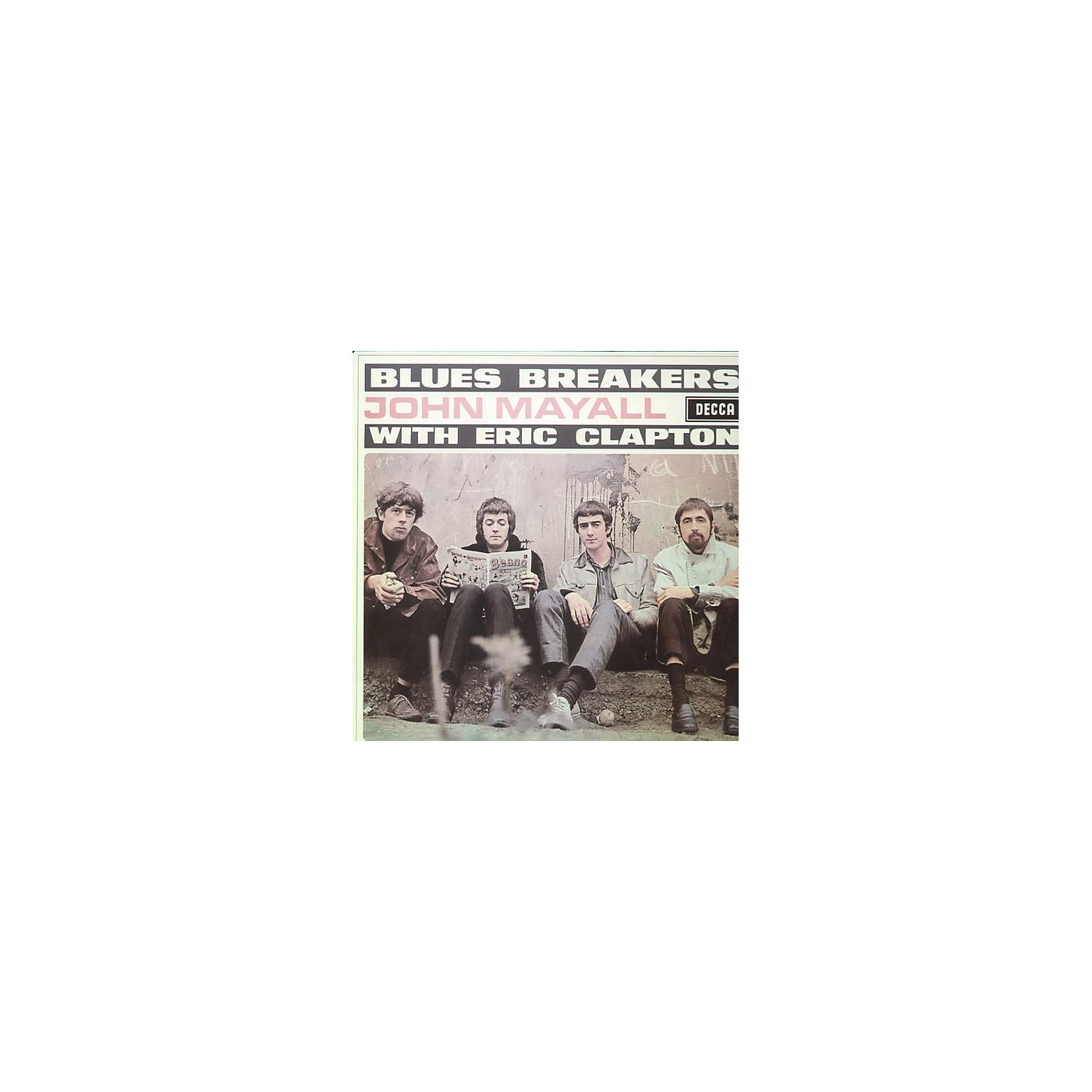 Alliance John Mayall - Blues Breakers with Eric Clapton thumbnail