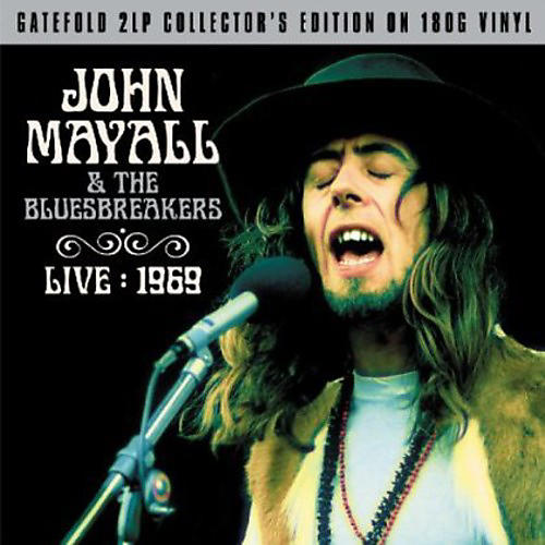 Alliance John Mayall - Live 1969 thumbnail