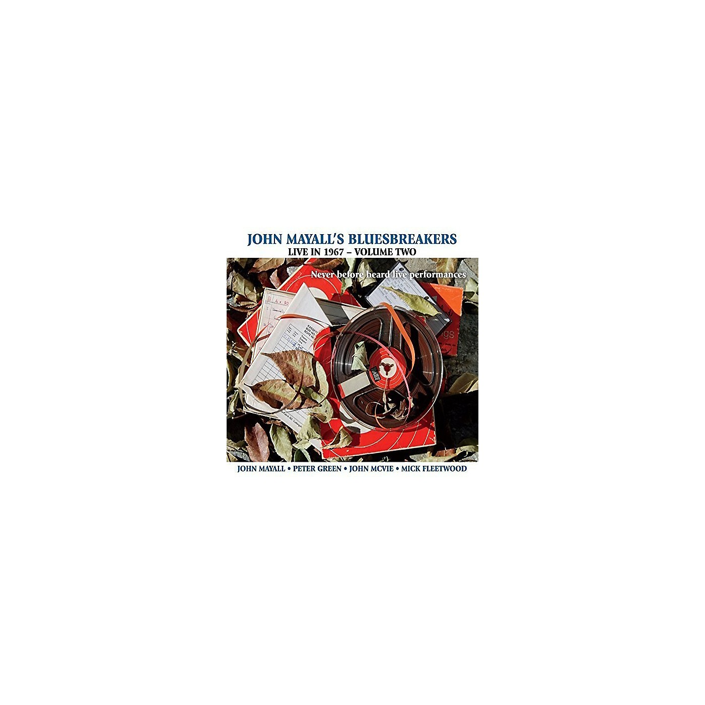 Alliance John Mayall's Bluesbreakers - Live in 1967- Volume 2 thumbnail
