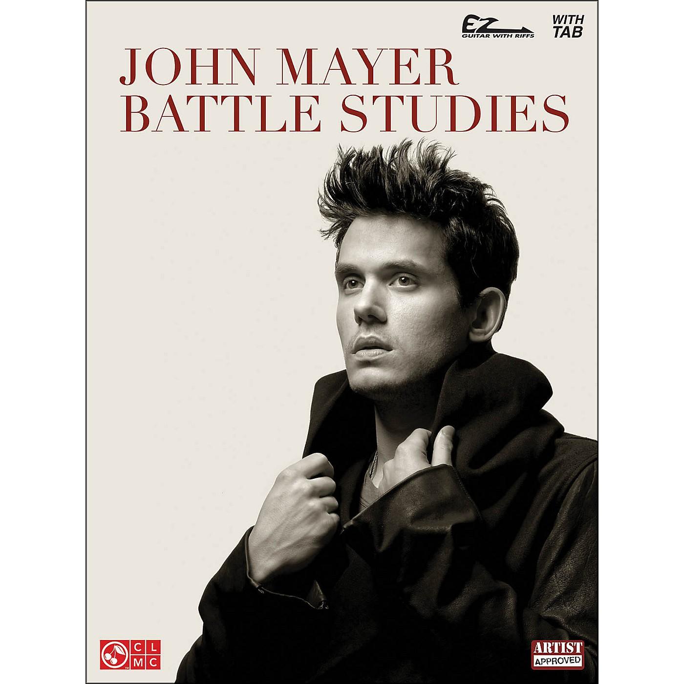 Cherry Lane John Mayer - Battle Studies Easy Guitar Songbook thumbnail