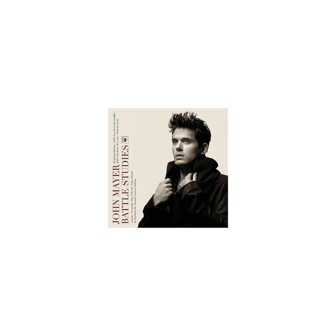 Alliance John Mayer - Battle Studies thumbnail