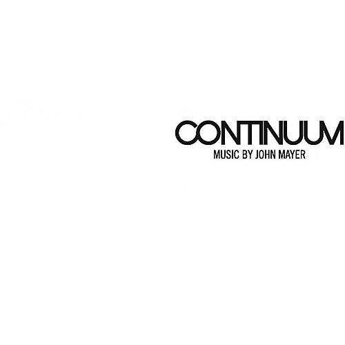 Alliance John Mayer - Continuum thumbnail