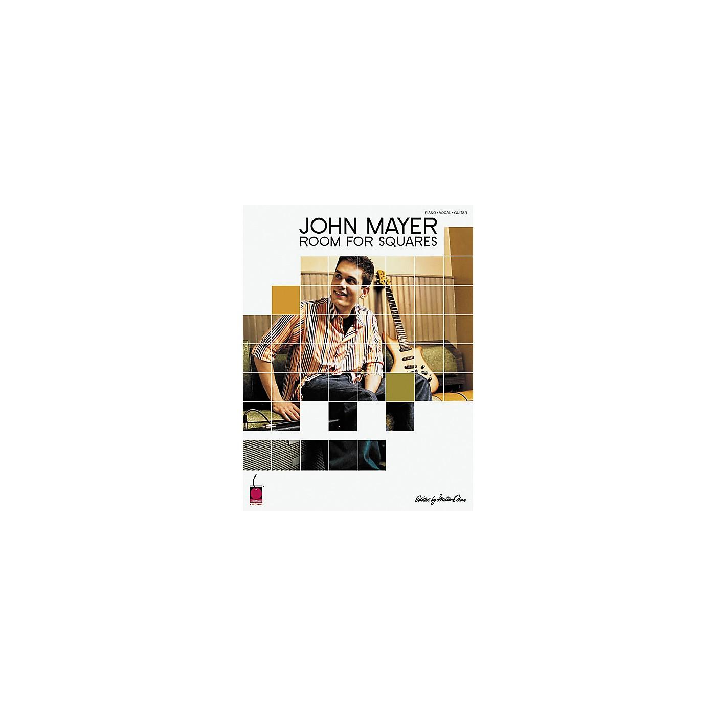 Hal Leonard John Mayer - Room for Squares Piano, Vocal, Guitar Songbook thumbnail