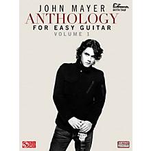 Cherry Lane John Mayer Anthology For Easy Guitar Tab