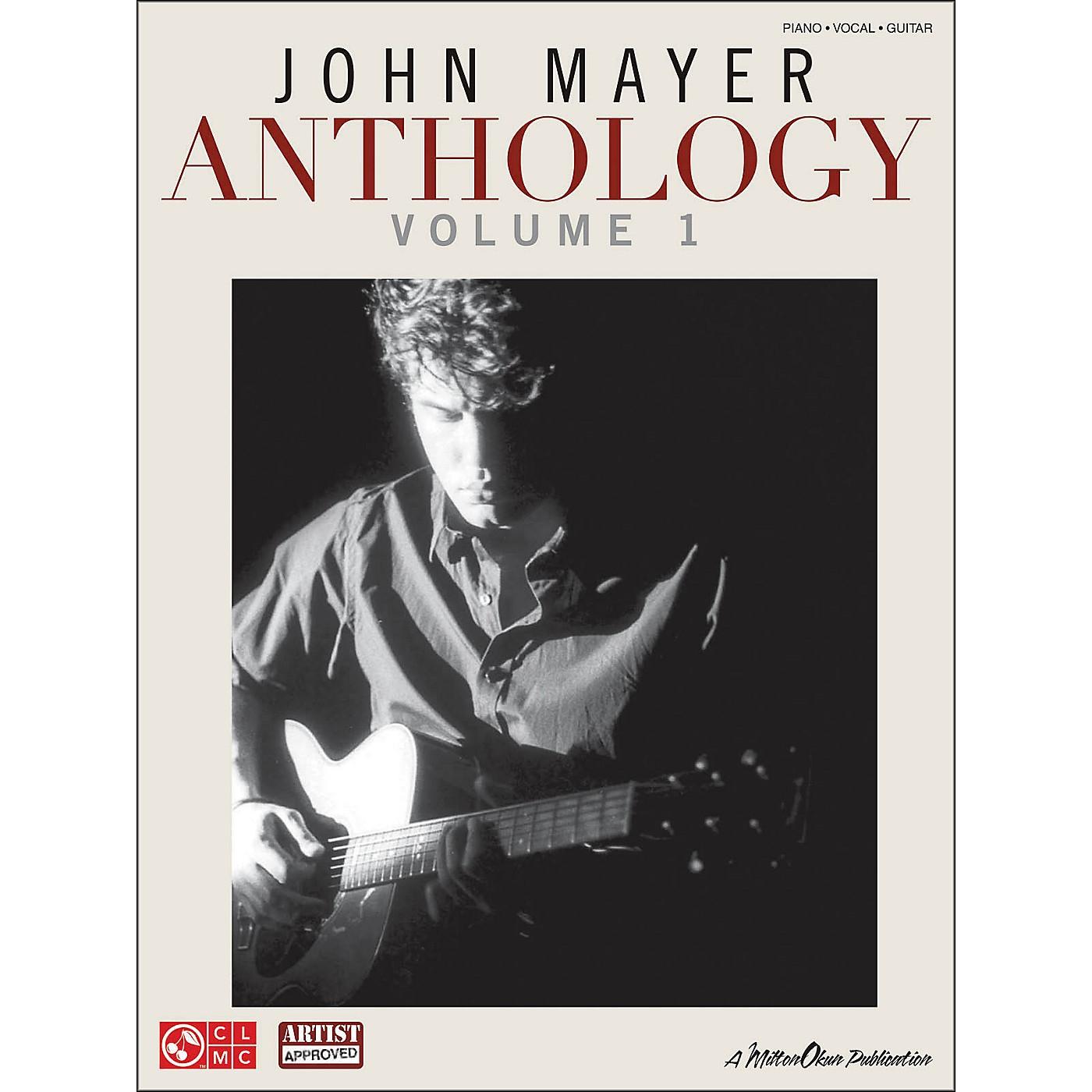 Cherry Lane John Mayer Anthology: Volume One PVG Songbook thumbnail