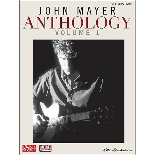 Cherry Lane John Mayer Anthology: Volume One PVG Songbook-thumbnail
