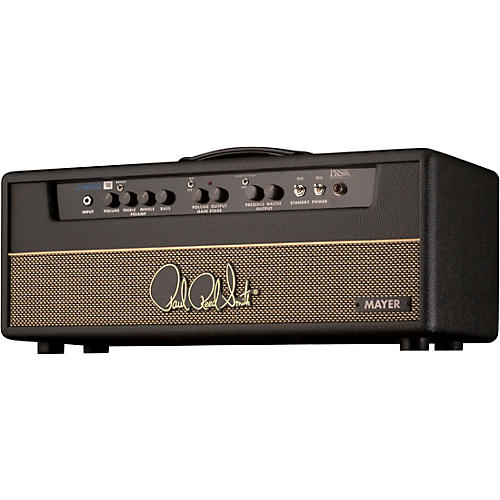 PRS John Mayer J-MOD 100-Watt Head in Stealth Tube Amplifier thumbnail