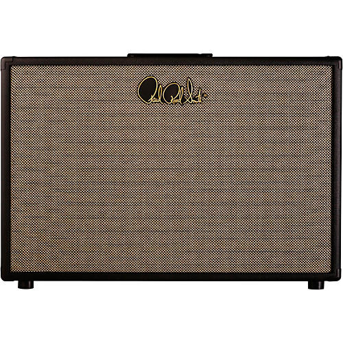 PRS John Mayer J-MOD Stealth 130W 2X12 Guitar Amplifier Speaker Cabinet-thumbnail