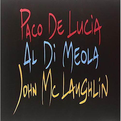 Alliance John McLaughlin - The Guitar Trio thumbnail