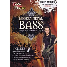 Rock House John Moyer Of Disturbed - Modern Metal Bass (Constructing Bass Lines) DVD
