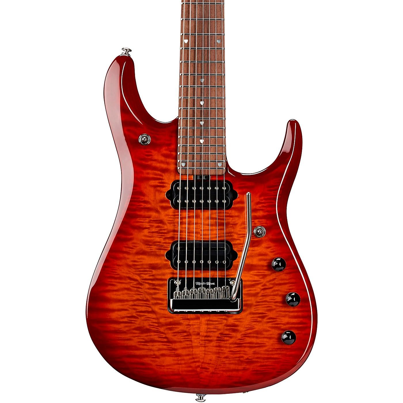 Ernie Ball Music Man John Petrucci 7 JP7 Flame Maple Top Rosewood Fingerboard Electric Guitar thumbnail