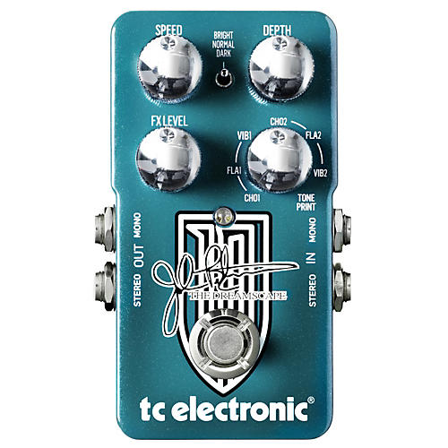 TC Electronic John Petrucci Dreamscape Signature TonePrint Pedal thumbnail