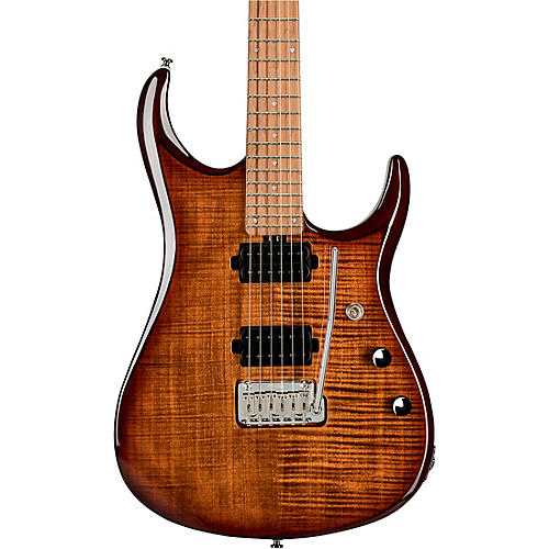 Sterling by Music Man John Petrucci JP150 Flame Maple Electric Guitar thumbnail