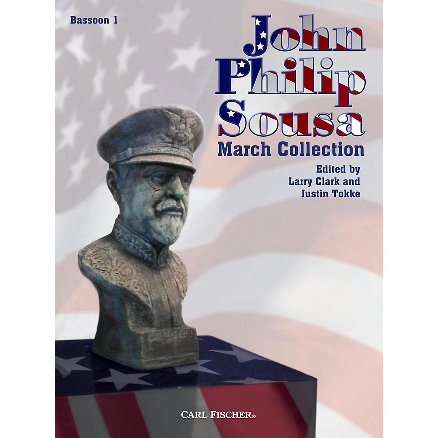 Carl Fischer John Philip Sousa March Collection - Bassoon 1 thumbnail