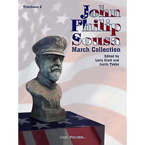 Carl Fischer John Philip Sousa March Collection - Trombone 2 thumbnail