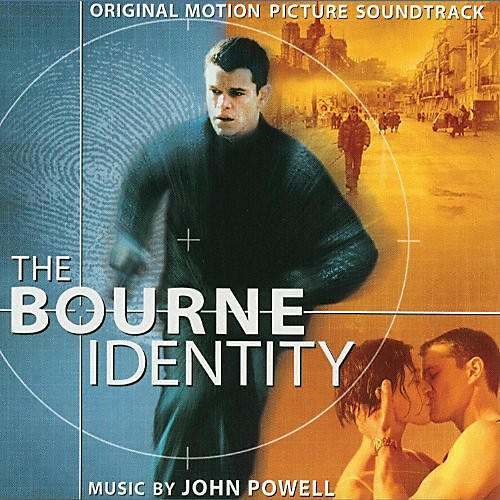 Alliance John Powell - Bourne Identity (Score) (Original Soundtrack) thumbnail