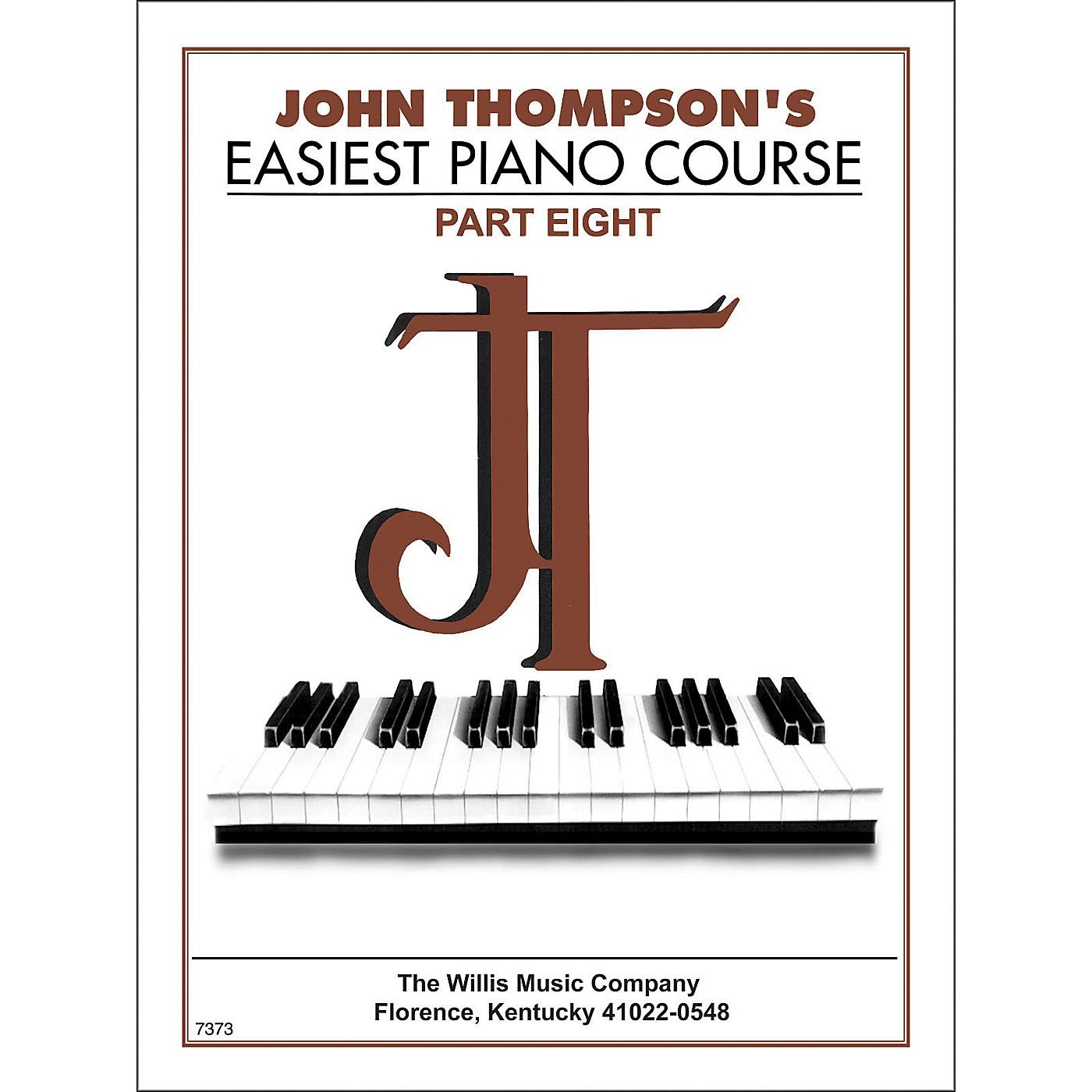Willis Music John Thompson's Easiest Piano Course Book 6 thumbnail