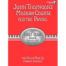 Willis Music John Thompson's Modern Course for Piano Grade 3 Book/Online Audio