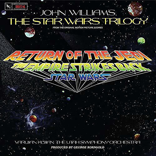 Alliance John Williams - Star Wars Trilogy (Utah Symphony Orchestra) (Original Soundtrack) thumbnail